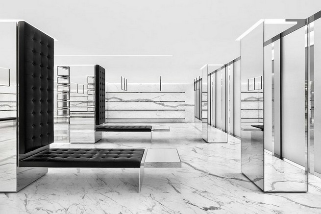 World's Largest Saint Laurent Store Opens in Japan  World's Largest Saint Laurent Store Opens in Japan saint laurent omotesando flagship 2