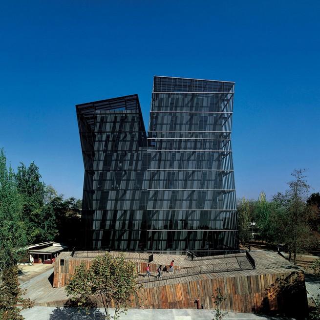 Siamese Towers by Alejandro Aravena Alejandro Aravena Alejandro Aravena to Receive 2016 Pritzker Prize Alejandro Aravena to Receive 2016 Pritzker Prize 5
