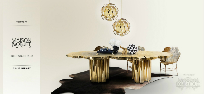 Boca do Lobo Present New Luxury Furniture at Maison et Objet Paris  Maison et Objet Boca do Lobo Presents New Luxury Furniture at Maison et Objet Paris Boca do Lobo Present New Luxury Furniture at Maison et Objet Paris 2