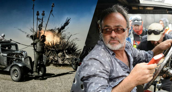 """""""Mad Max: Fury Road production design"""" COLIN GIBSON, MAD MAX: FURY ROAD, OSCARS, PRODUCTION DESIGN Mad Max and the Oscar 2016 nomination by Colin Gibson ColinGibson MadMaxFuryRoad Interview"""