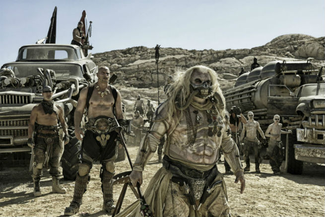 """Mad Max: Fury Road production design"" COLIN GIBSON, MAD MAX: FURY ROAD, OSCARS, PRODUCTION DESIGN Mad Max and the Oscar 2016 nomination by Colin Gibson mad max fury road production design"