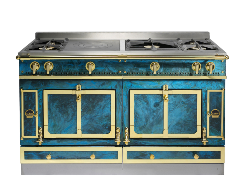 trends  trends Design Forecast: 5 Trends to Expect this Year 2 Oxide Range Cooker by Lexx Pott for La Cornue