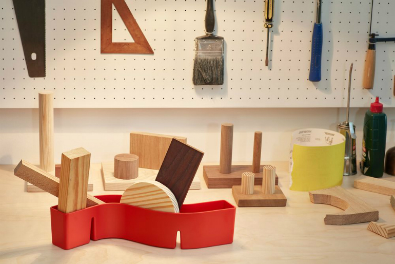 VitraHaus VitraHaus Jasper Morrison creates perfect artist's studio for VitraHaus 4 5