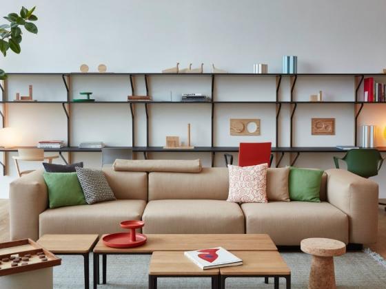 Jasper Morrison creates perfect artist's studio for VitraHaus