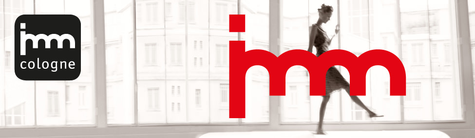 IMM Cologne IMM Cologne: The international furnishing show Logo feria colonia