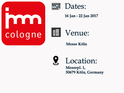 IMM Cologne 2017 IMM Cologne 2017 Hot Interior Design Trends at IMM Cologne 2017 imm info page