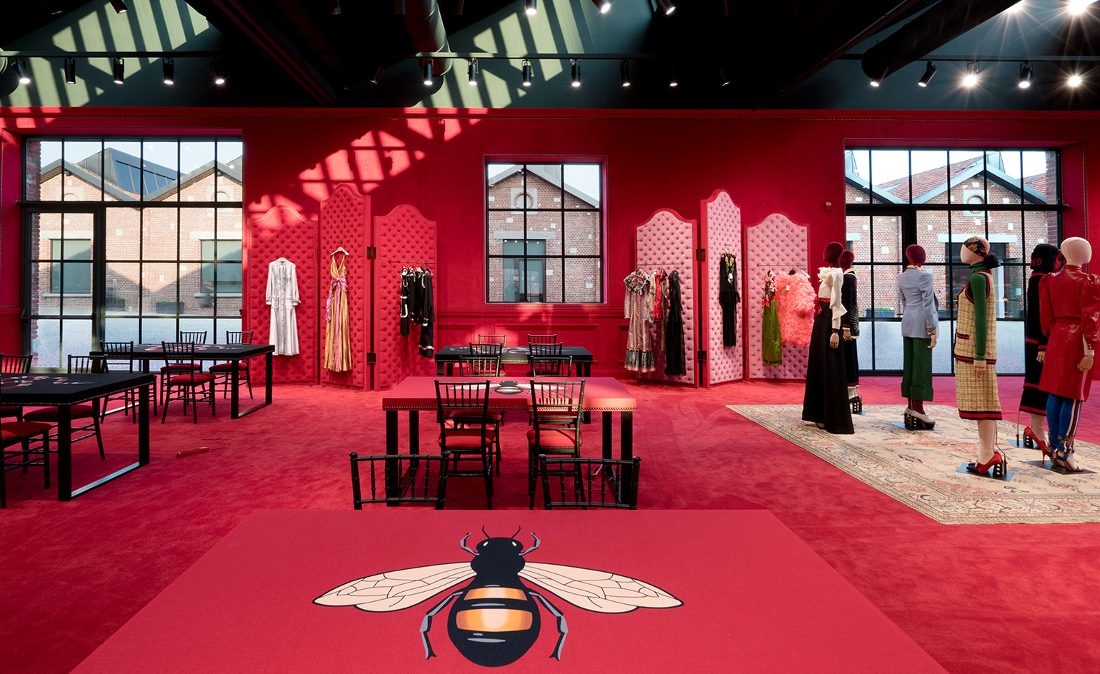04_dsc04849 GUCCI GUCCI'S NEW CREATIVE HUB INTERIOR DESIGN 04 dsc04849