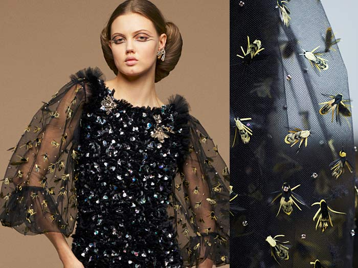 """nature inspired design trends nature inspired design trends """"Bugs"""" – 2017 Nature Inspired Design Trend Chanel"""