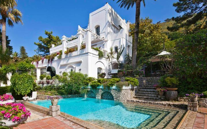 Luxury Villas in Italy  luxury villas in italy 10 Luxury Villas in Italy - Exclusive Design Villa Le Scale Cap 2563964a large