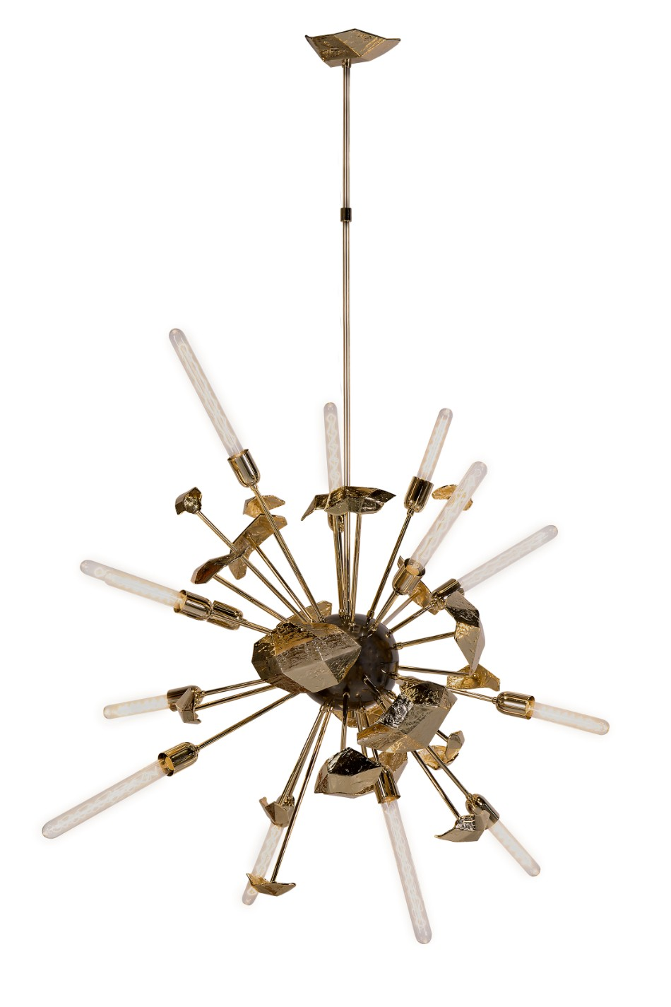 supernova-chandelier-01 salone del mobile 10 Products from Boca do Lobo in Salone del Mobile 2017 supernova chandelier 01