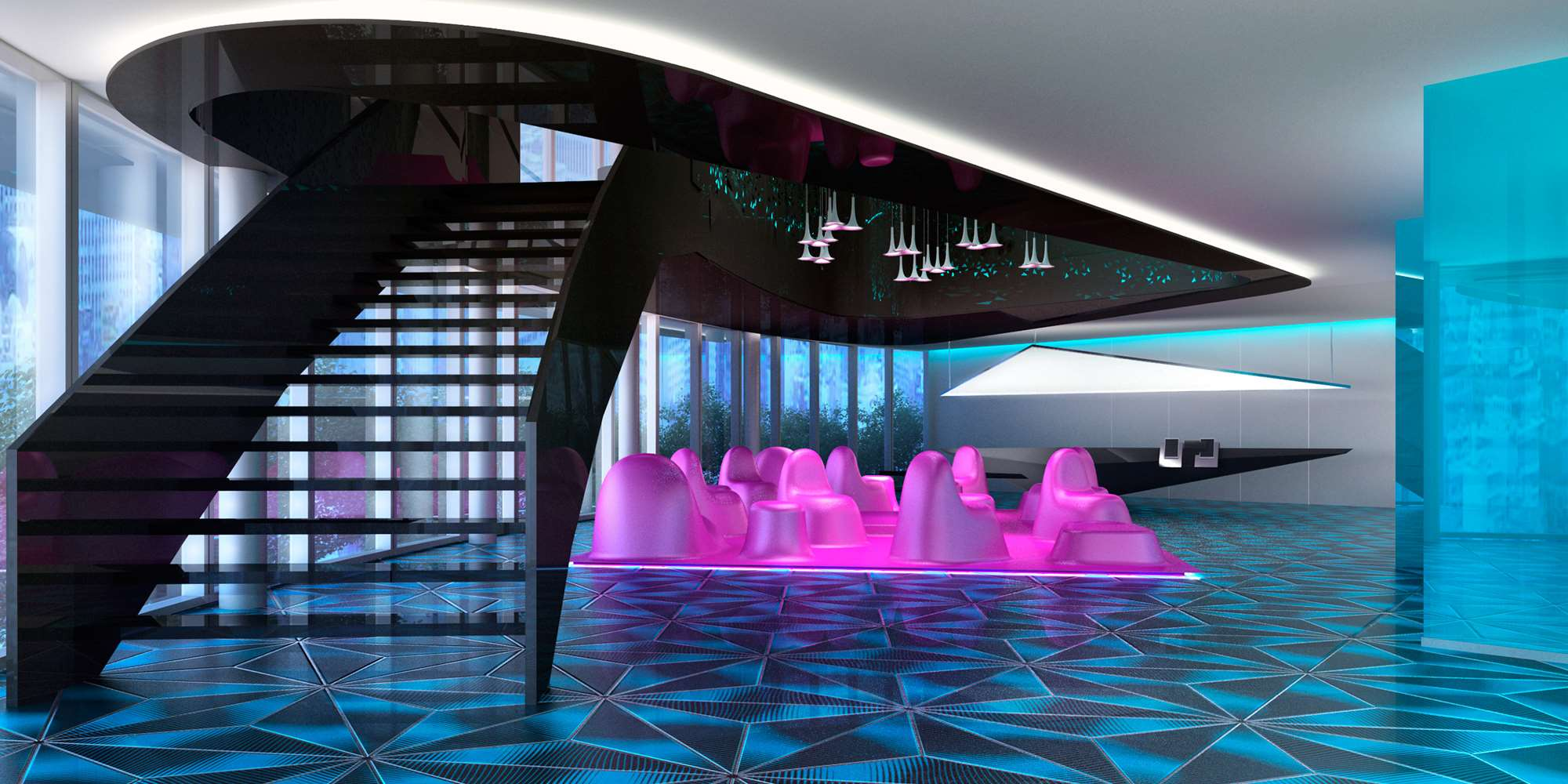 Karim Rashid A new Magic Design Hotel in Norway: Decór by Karim Rashid transferir 2