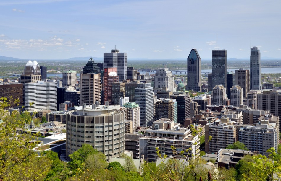 Montreal_-_QC_-_Skyline cities of design THE WORLD'S BEST CITIES OF DESIGN – PART II Montreal   QC   Skyline
