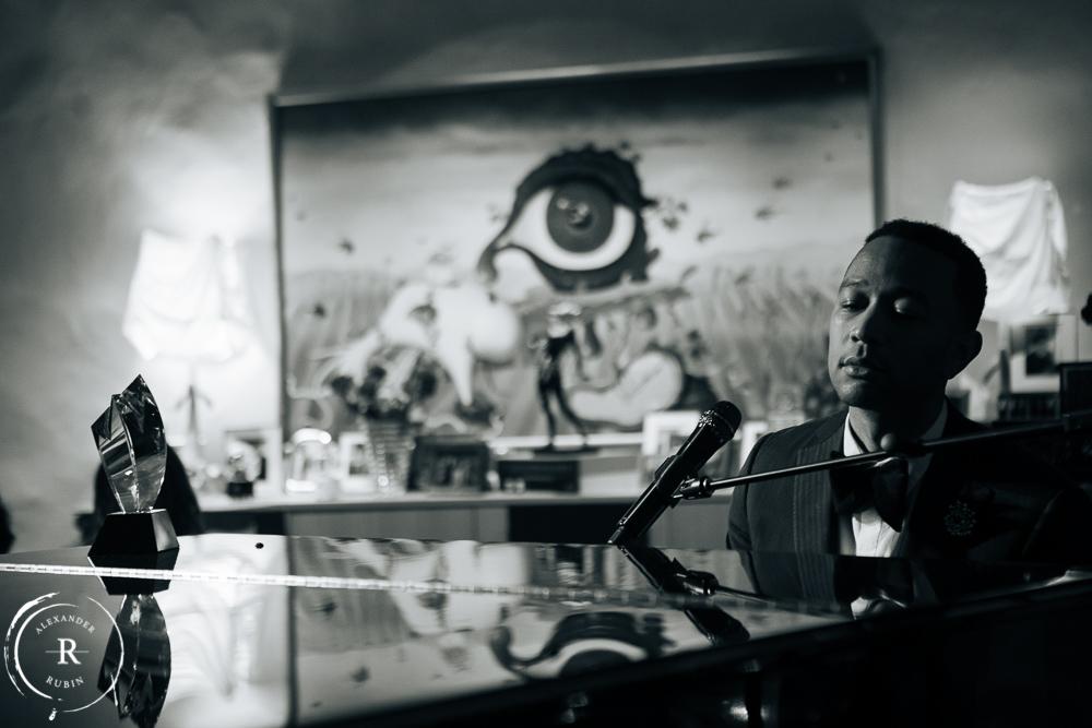 john legend's private dinner John Legend's Private Dinner at Boisset's Home Napa Valley Celebrity and Event Photographer 0017