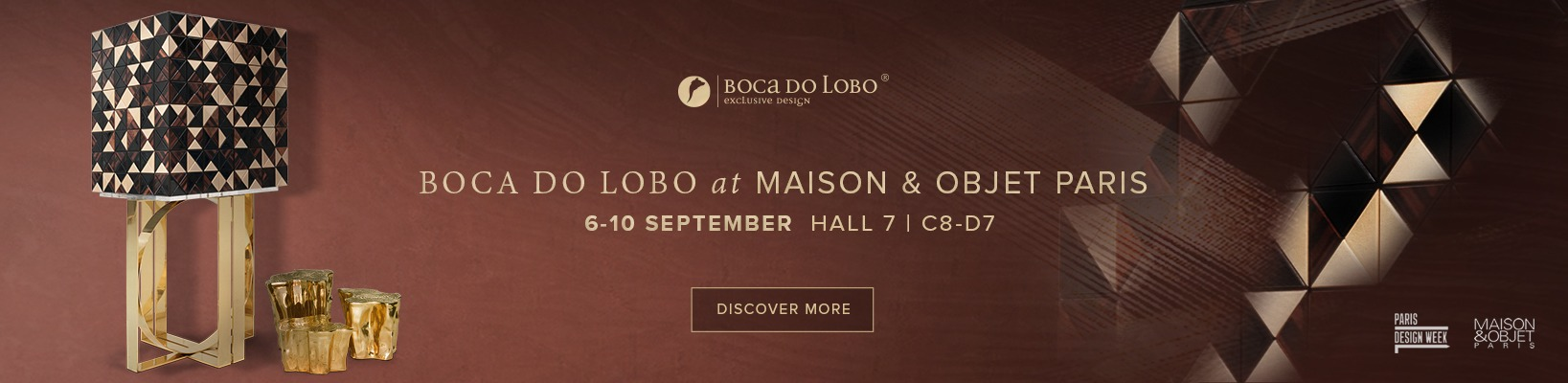 Boca do Lobo at Maison & Objet Paris September 2019 what to do in paris What To Do In Paris – Exclusive Design Guide For The City Of Lights Banner 20Maison