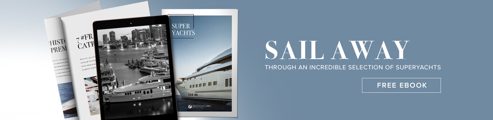 SUPERYACHTS EBOOK interior design projects Cara Woodhouse's Interior Design Projects Filled with Luxury and Drama ebook 20 20banner
