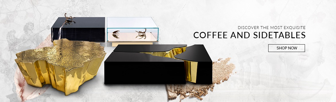 Coffee And Side Tables Banner