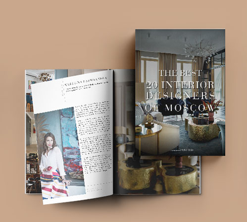 Ebook Best 20 Interior Designers Moscow top interior designer Design Hubs Of The World – 25 Top Interior Designers From Moscow cover top20 designers moscow