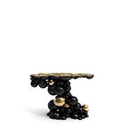 black furniture Luxury Gold and Black Furniture for Modern Interiors newton boca do lobo thumbnail