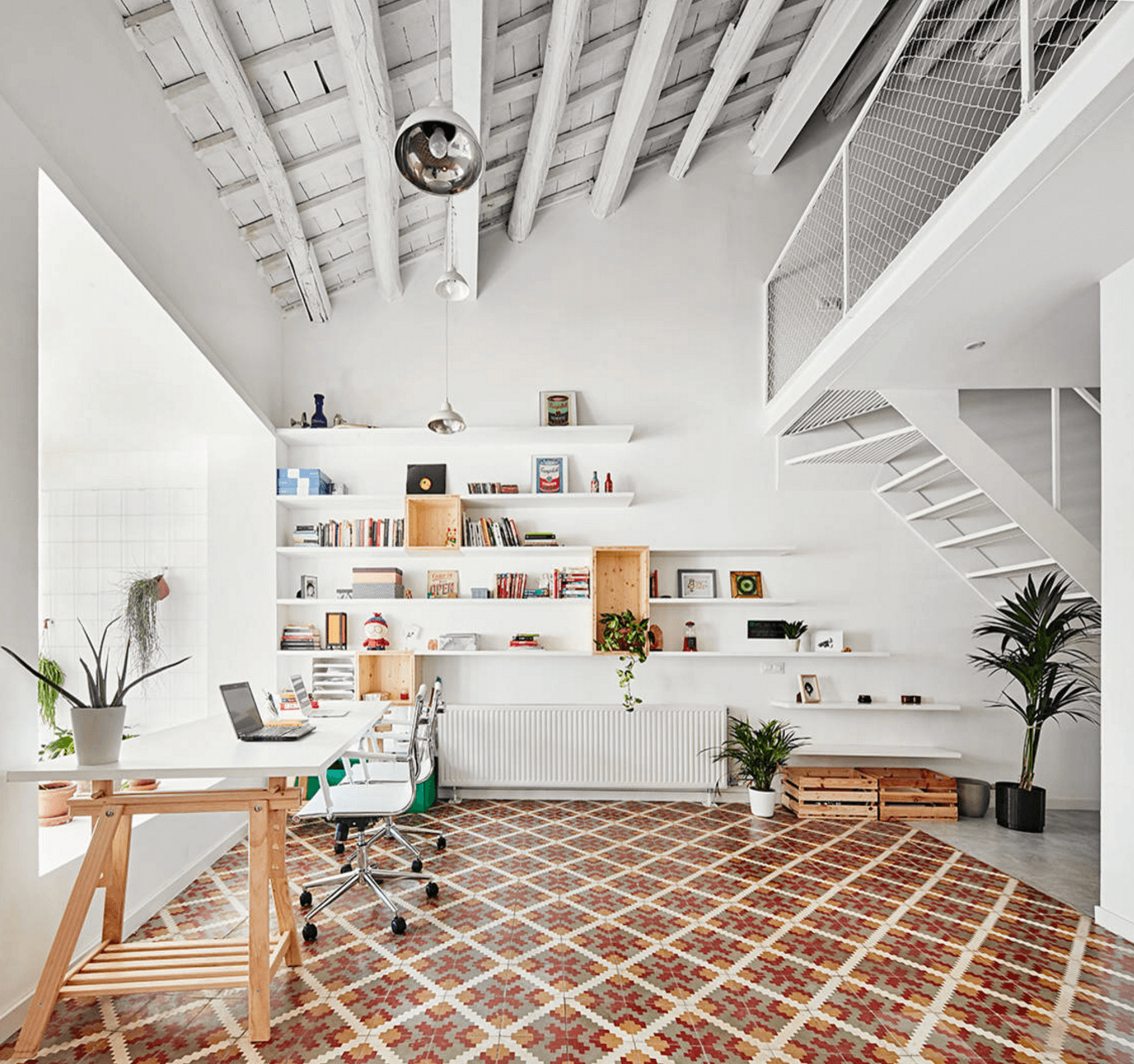 Contemporary Home Office Decorating Ideas Decor