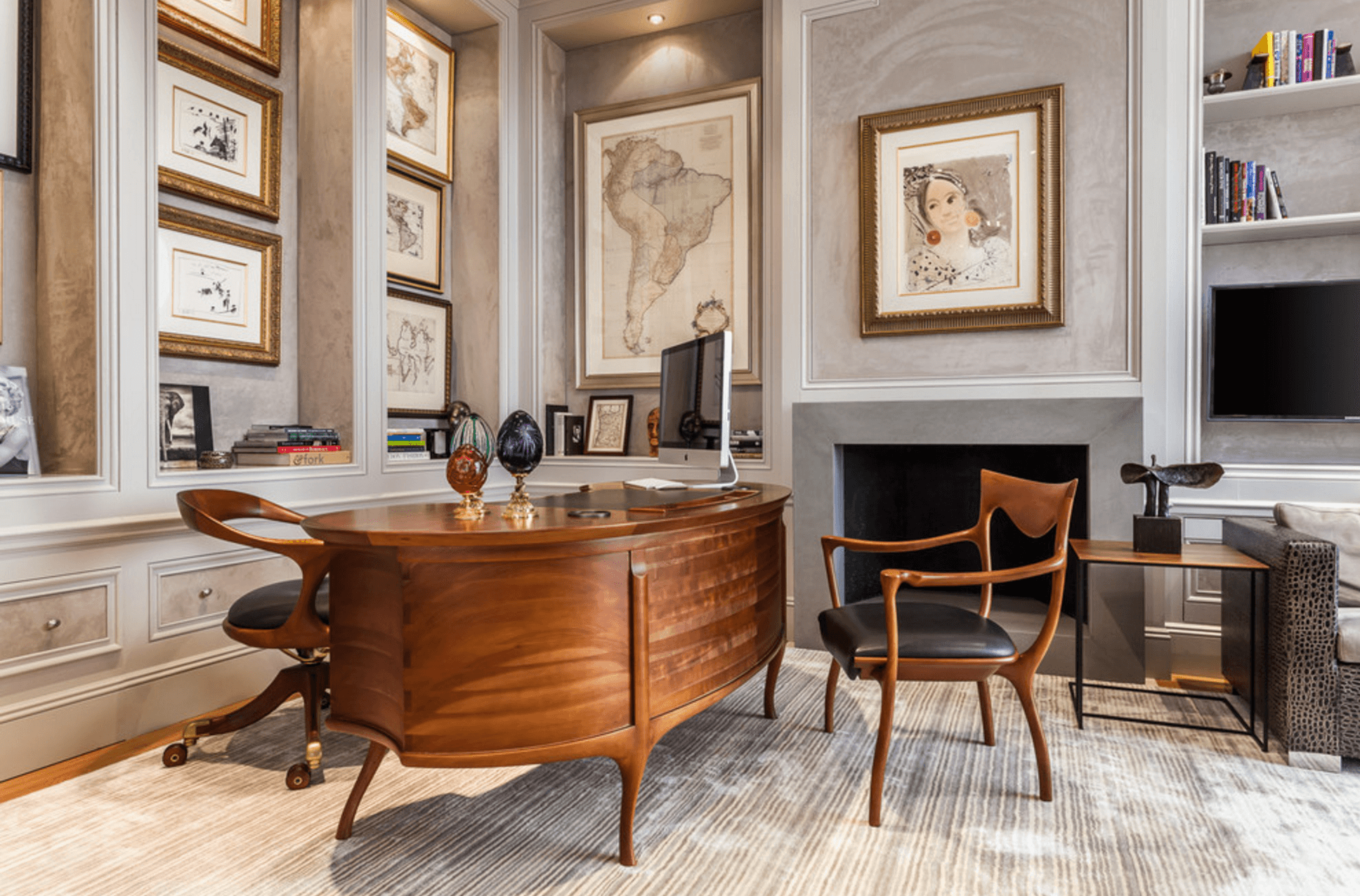 4 Modern Ideas For Your Home Office Decor