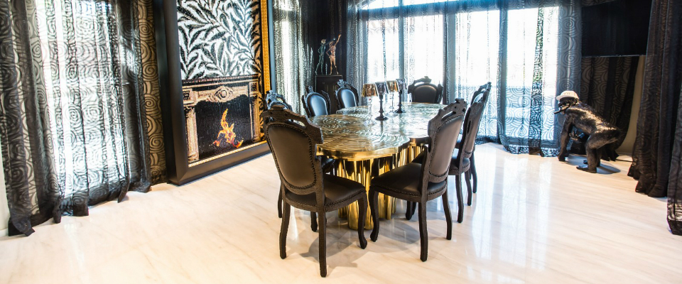 dining room Design Inspirations for a Luxury Dining Room Experience Design InsDesign Inspirations for a Luxury Dining Room Experience