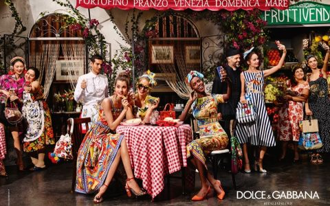 fashion photographers Top Fashion Photographers of All Times Dolce Gabbana Spring Summer 2016 Campaign05 480x300