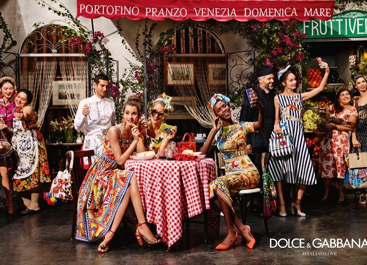 fashion photographers Top Fashion Photographers of All Times Dolce Gabbana Spring Summer 2016 Campaign05 740x534