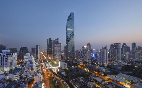 contemporary architecture Bold Contemporary Architecture: Ole Scheeren's MahaNakhon Skyscraper cover1 480x300