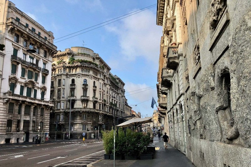 The Top 5 Milan Shopping Streets shopping street The Top 5 Milan Shopping Streets corso venezia11 1