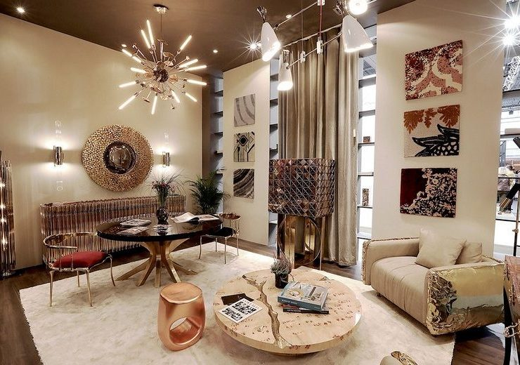 Maison Et Objet Find Out Boca Do Lobo's Products and Inspirations At Maison Et Objet Maison et Objet 2018 A Universe Where Timelessness Is The Reference 740x520