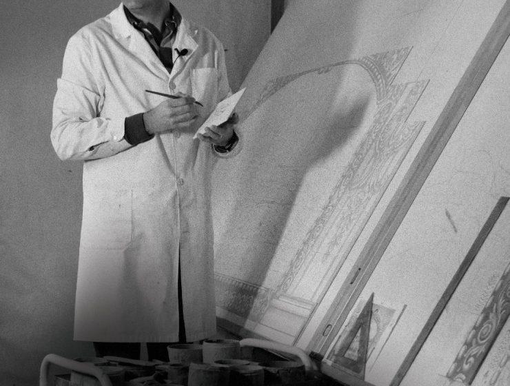 craftsmanship Boca do Lobo Craftsmanship Selected for Homo Faber 2018 The Art of Hand Painted Tiles Behind Boca do Lobo   s Luxury Furniture 6 740x560