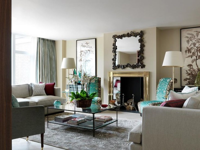 25 Interior Designers in London You Need Know interior designers 25 Top Interior Designers From London nina campbell