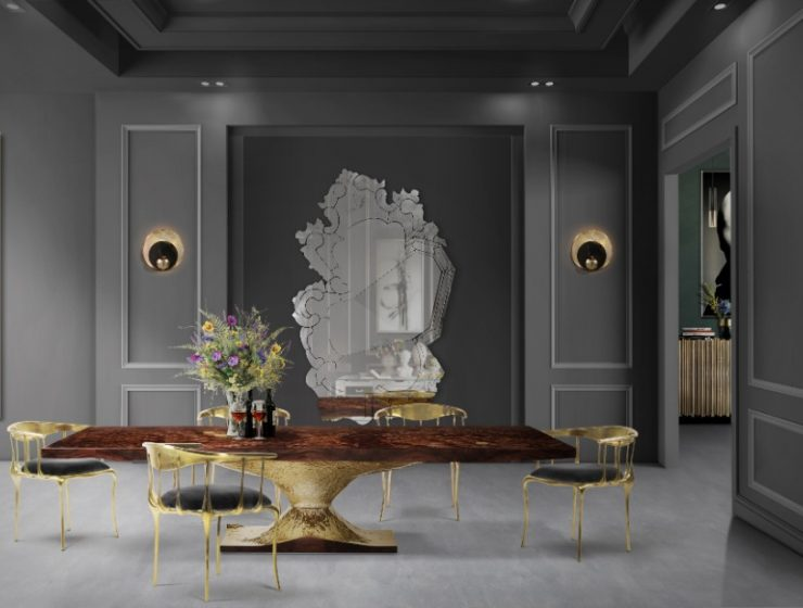 luxury furniture Luxury Furniture: Discover Metamorphosis Series Iconic Pieces metamorphosis dining hr 01 740x560