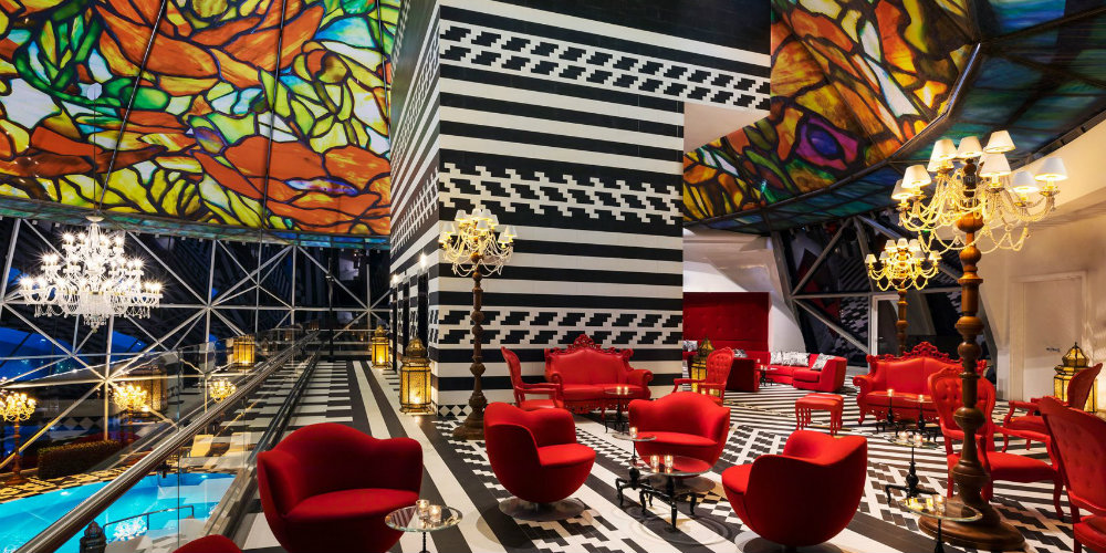 A Place Of Fantasy And Surrealism By Interior Designer Marcel Wanders