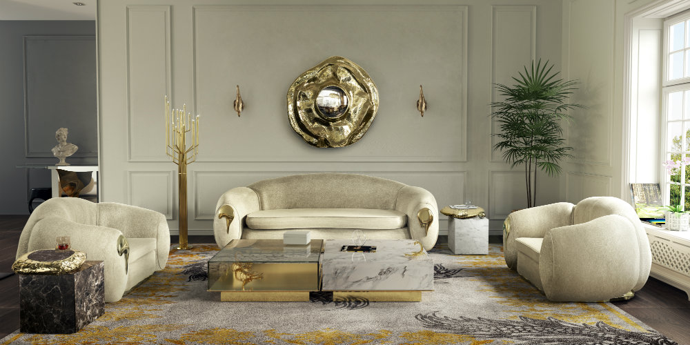 Luxury Home Living Room Decor 2019 Trends