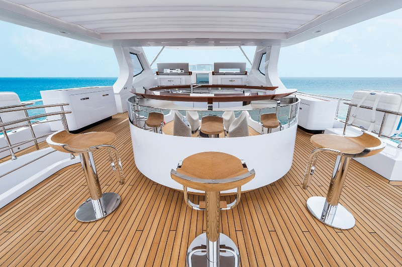 The New Azimut - A Luxury Yacht Designed by Achille Salvagni