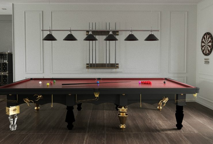 snooker table The Metamorphosis Snooker Table – Furniture Invaded by Bugs The Metamorphosis English Snooker feature 740x500
