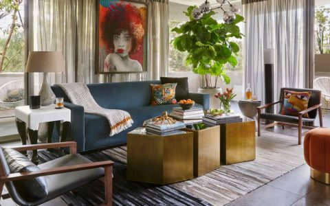 home design A Fearless LA Home Design That Pays Homage To The '60s A Fearless LA Home That Pays Homage To The 60s feature 480x300