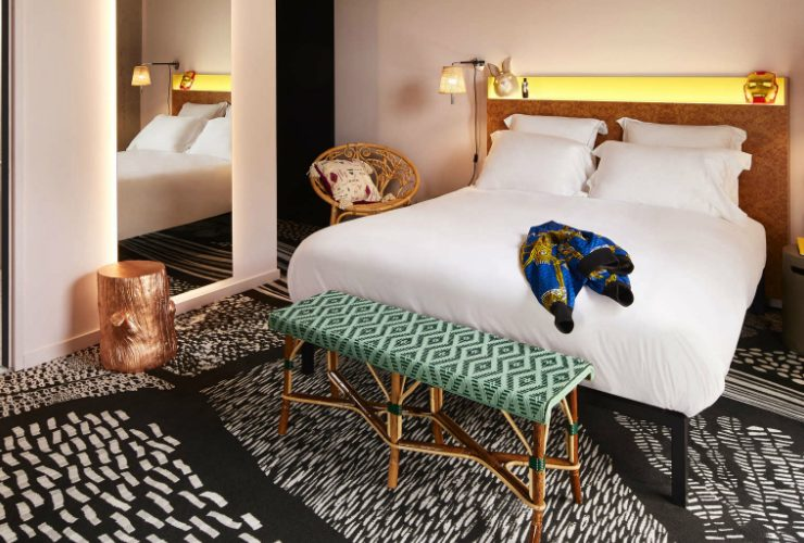 """boutique hotel Boutique Hotel """"Mama Shelter"""" Is Wild and Unconventional Hotel    Mama Shelter    Is Wild and Unconventional feature 740x500"""
