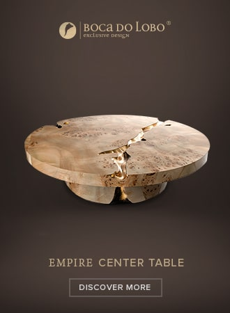 Empire Center Table - Discover More - Boca do Lobo