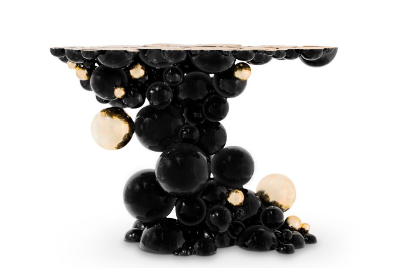 console tables Artsy Console Tables For Your Incredible Home Design Artsy Consoles For Your Incredible Home Design 2