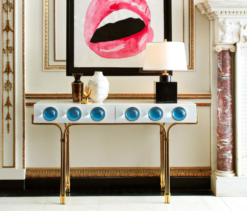 console tables Artsy Console Tables For Your Incredible Home Design Artsy Consoles For Your Incredible Home Design