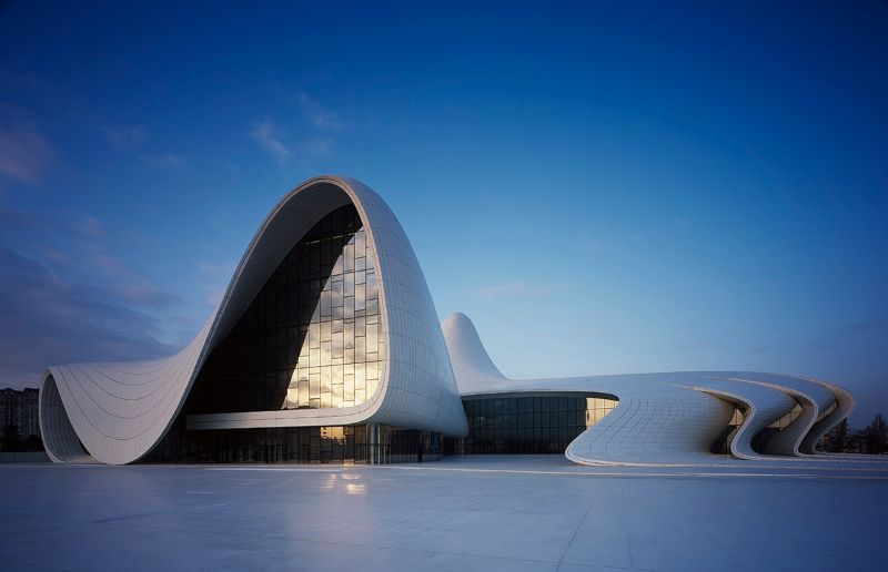 Iconic Architectural Buildings By Zaha Hadid (9) zaha hadid Iconic Architectural Buildings By Zaha Hadid Iconic Architectural Buildings By Zaha Hadid 9