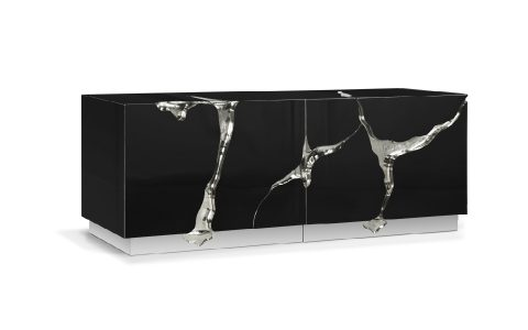 modern furniture Lapiaz In Black: An Iconic Modern Furniture Piece By Boca do Lobo lapiaz sideboard HR 11 480x300