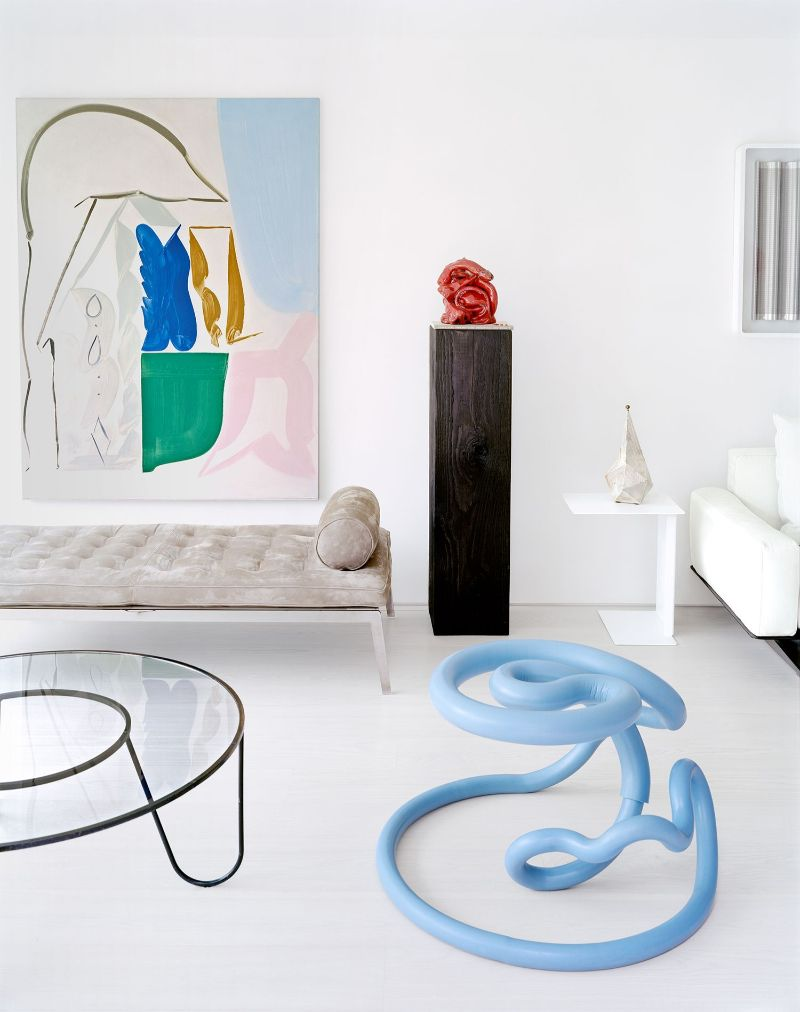 Contemporary Art Is The Inspiration Behind This Hamptons Home (1) contemporary art Contemporary Art Is The Inspiration Behind This Hamptons Home Contemporary Art Is The Inspiration Behind This Hamptons Home 1