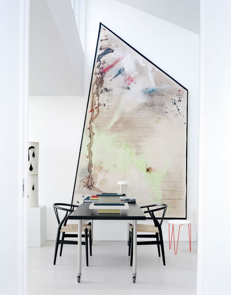 Contemporary Art Is The Inspiration Behind This Hamptons Home (4) contemporary art Contemporary Art Is The Inspiration Behind This Hamptons Home Contemporary Art Is The Inspiration Behind This Hamptons Home 4