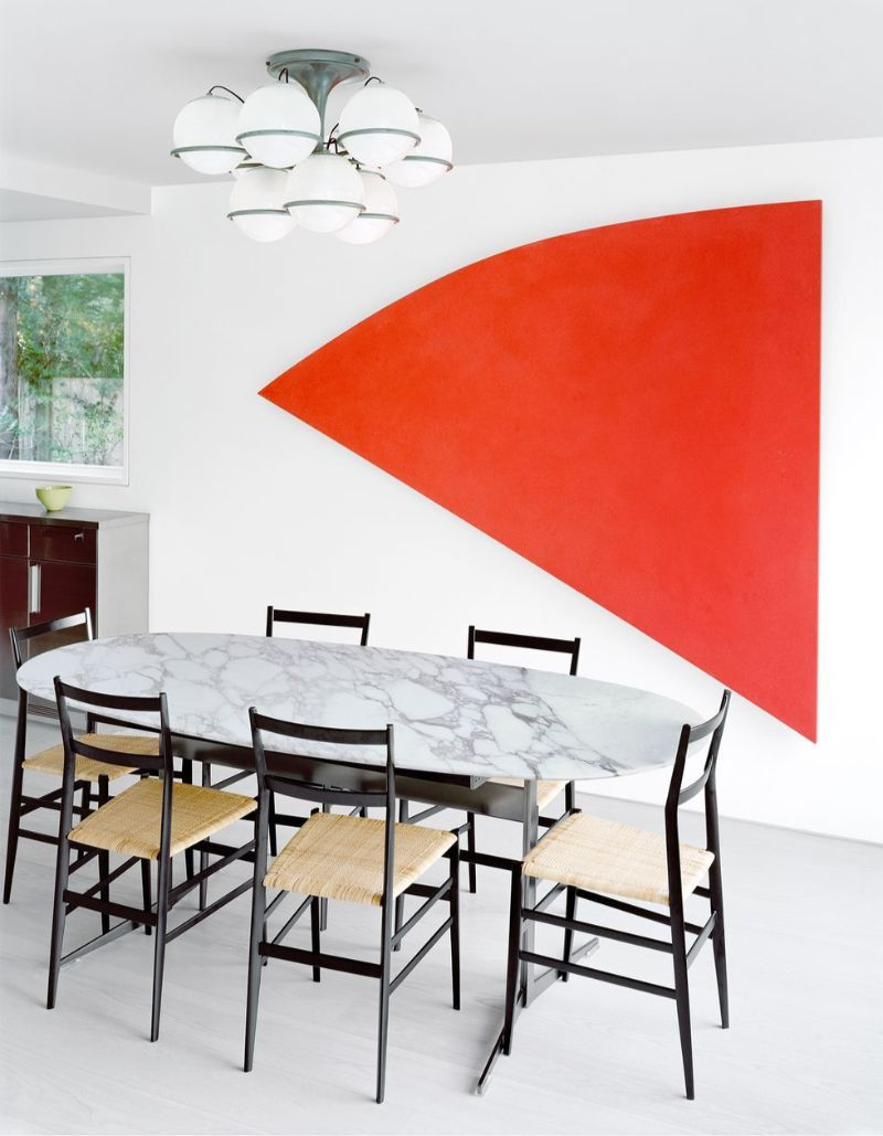 Contemporary Art Is The Inspiration Behind This Hamptons Home (6) contemporary art Contemporary Art Is The Inspiration Behind This Hamptons Home Contemporary Art Is The Inspiration Behind This Hamptons Home 6