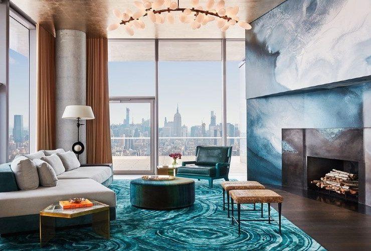 Sky High Views - A Modern New York Apartment ft new york apartment Sky High Views – A Modern New York Apartment Sky High Views A Modern New York Apartment ft 1 740x500