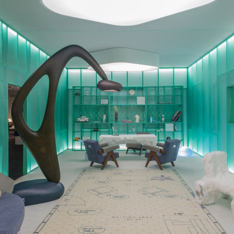 Standout Pieces Of Exclusive Design At Design Miami 2019 (8) design miami Design Miami 2019 – Standout Pieces That Caught Our Eyes Standout Pieces Of Exclusive Design At Design Miami 2019 8