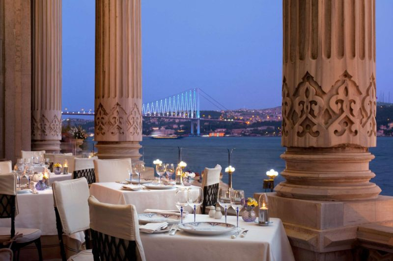 Former Royal Palaces That Were Transformed Into Luxury Hotels luxury hotel Former Royal Palaces That Were Transformed Into Luxury Hotels   iragan Palace Kempinski Istanbul